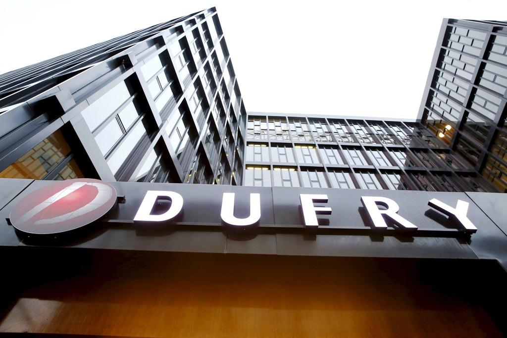 Dufry-WDF Bid