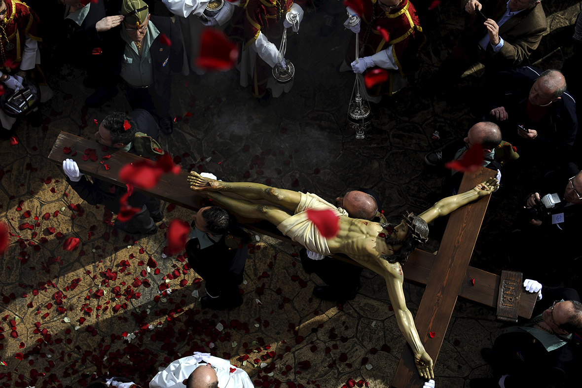 palm sunday spain holy week
