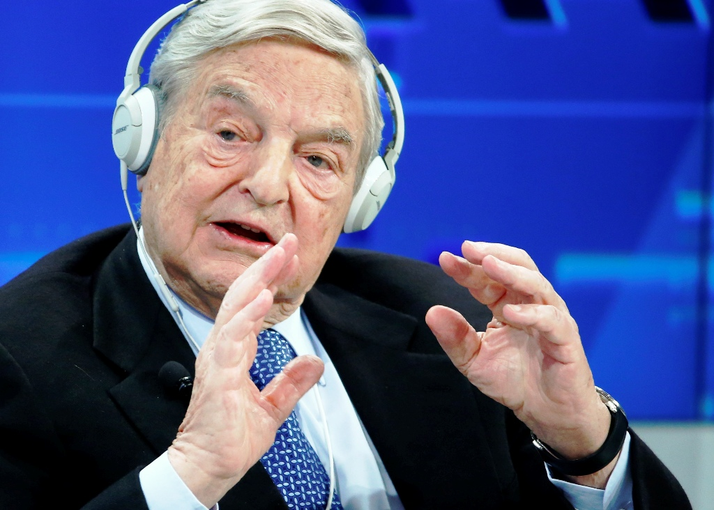 Soros Wants to Pump $1bn into Ukraine