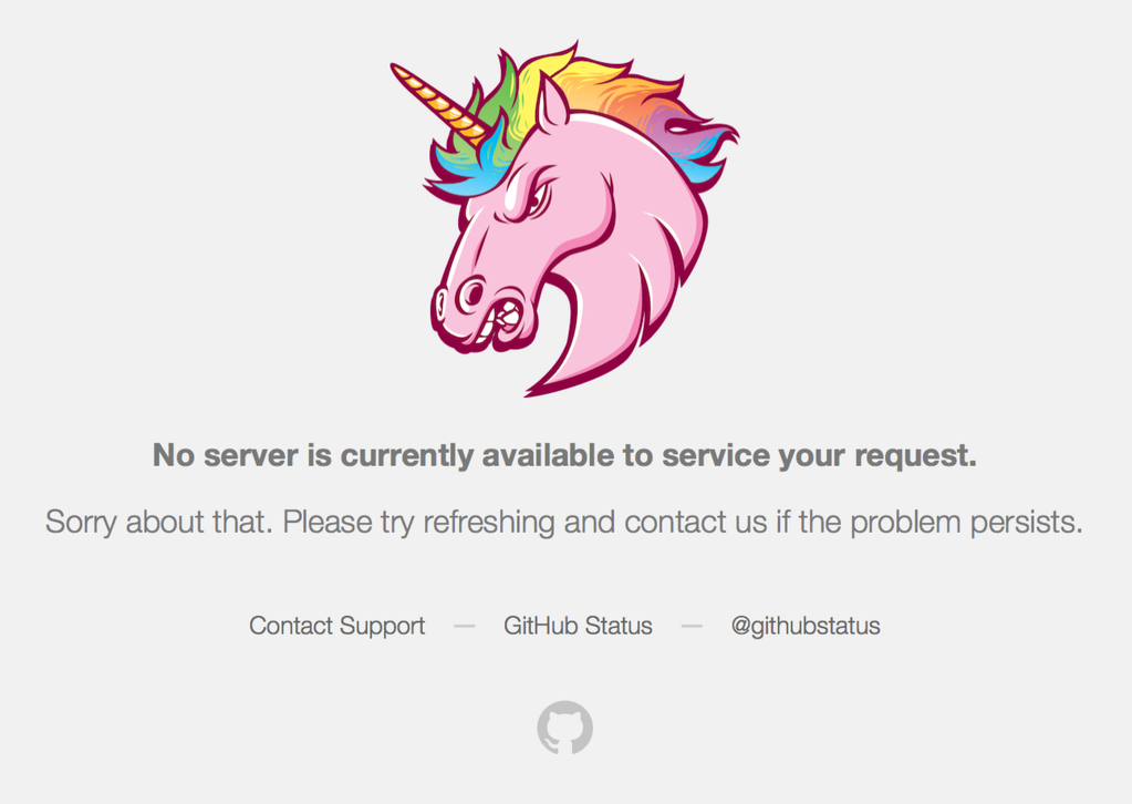 GitHub is currently fighting biggest DDoS attack