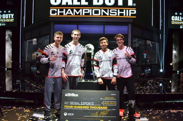 Call of Duty World Championships 2015