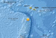 second earthquake in papua new guinea