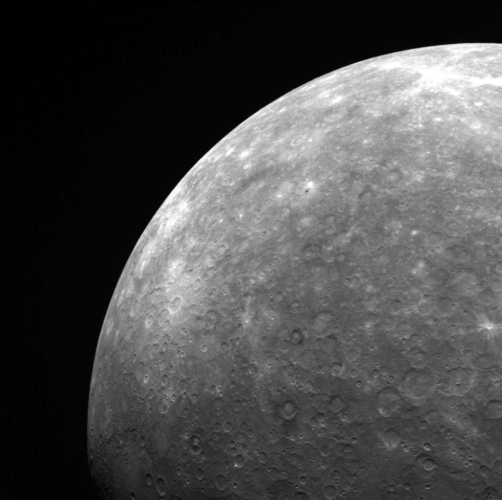 layers of planet mercury - photo #26