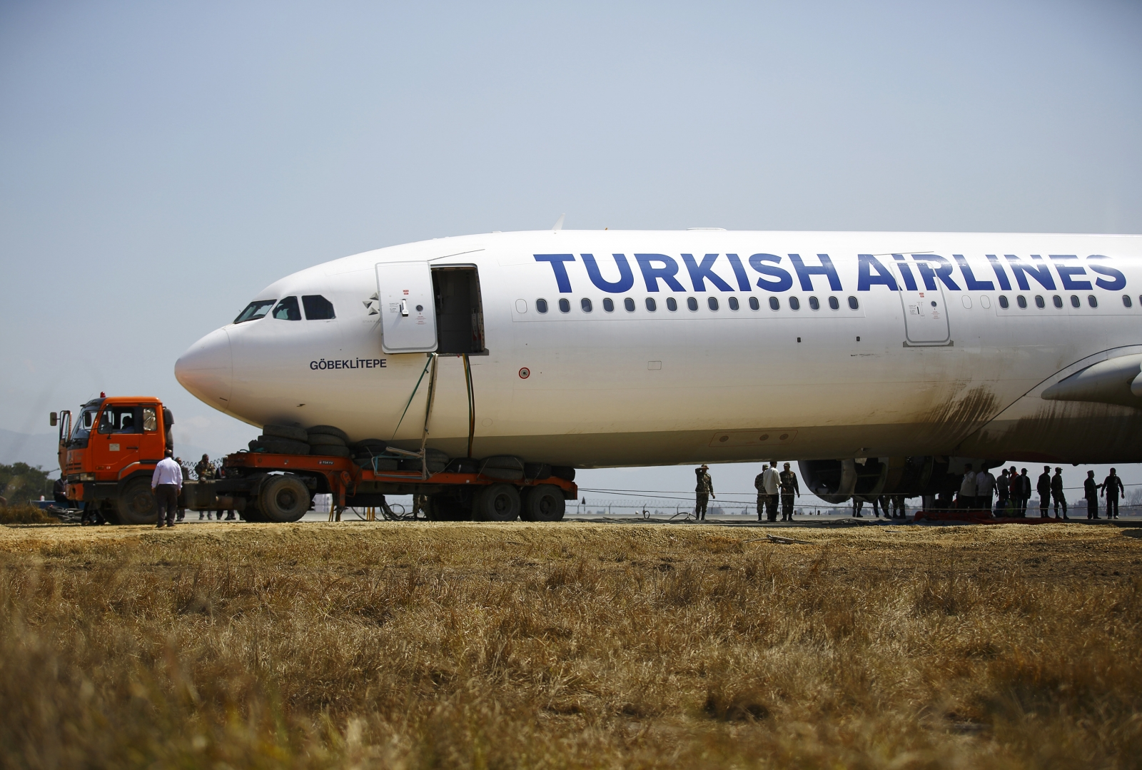 Turkish airlines flight makes casablanca emergency landing after bomb note found in toilet - Turkish airlines uk office ...
