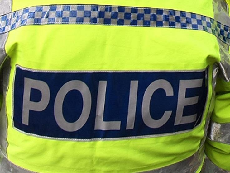 Wandering Grangemouth toddler found, say police