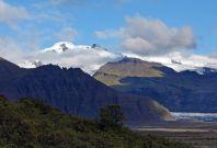 Öræfajökull volcano