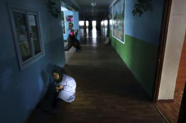 Luhansk Ukraine healthcare