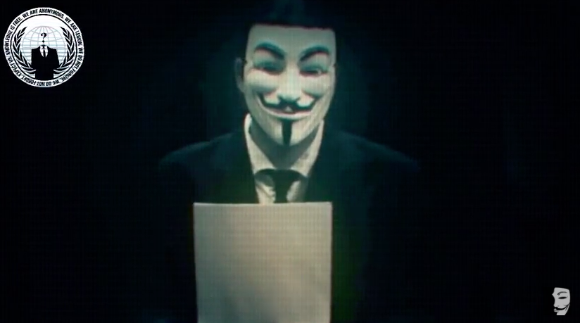 Anonymous OpIsrael Rhetoric