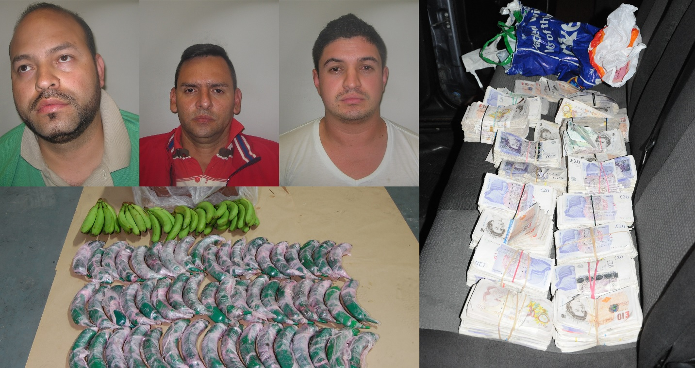 londons colombian drug cartel bandits sentenced for 16324m