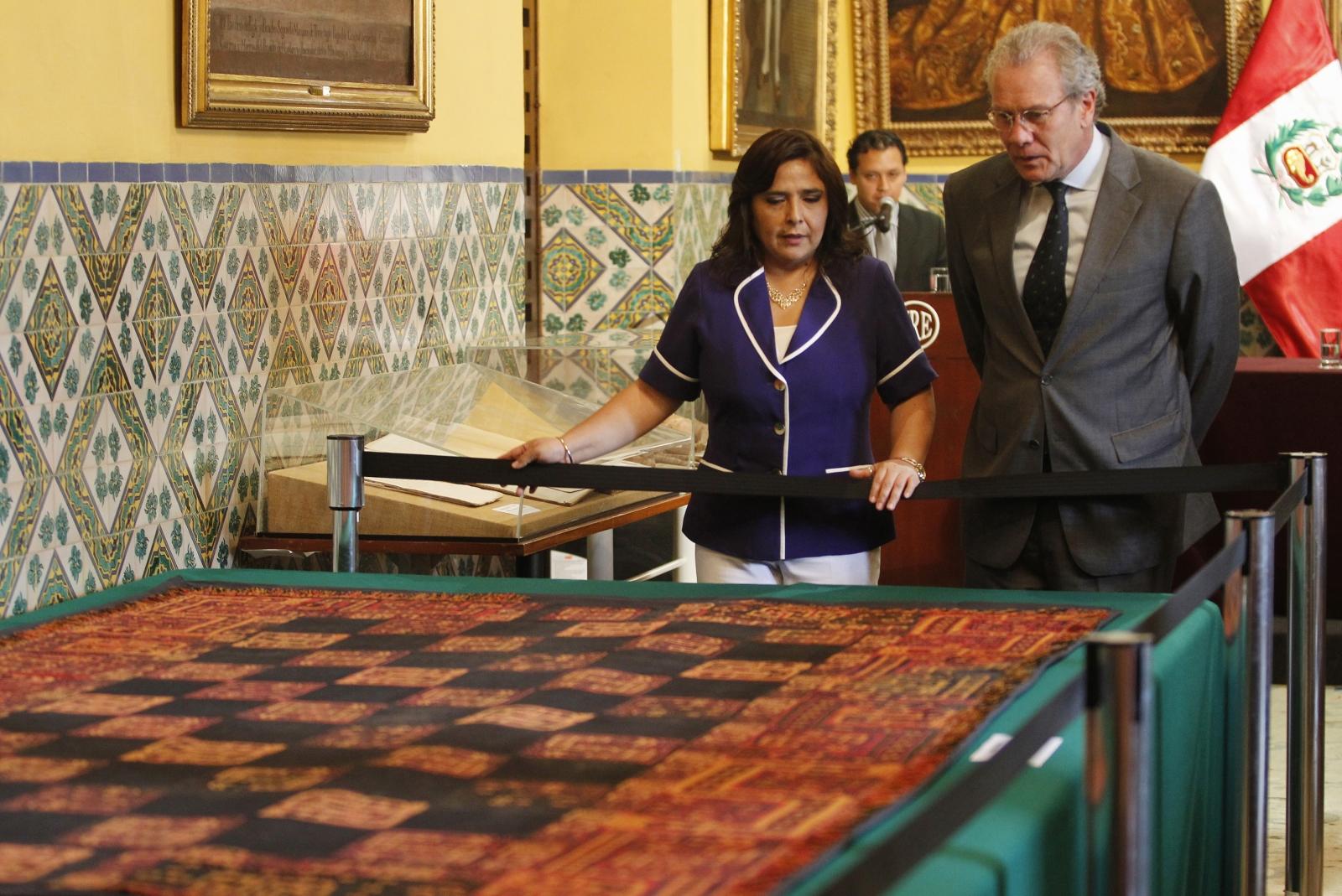 Ana Jara Peru PM