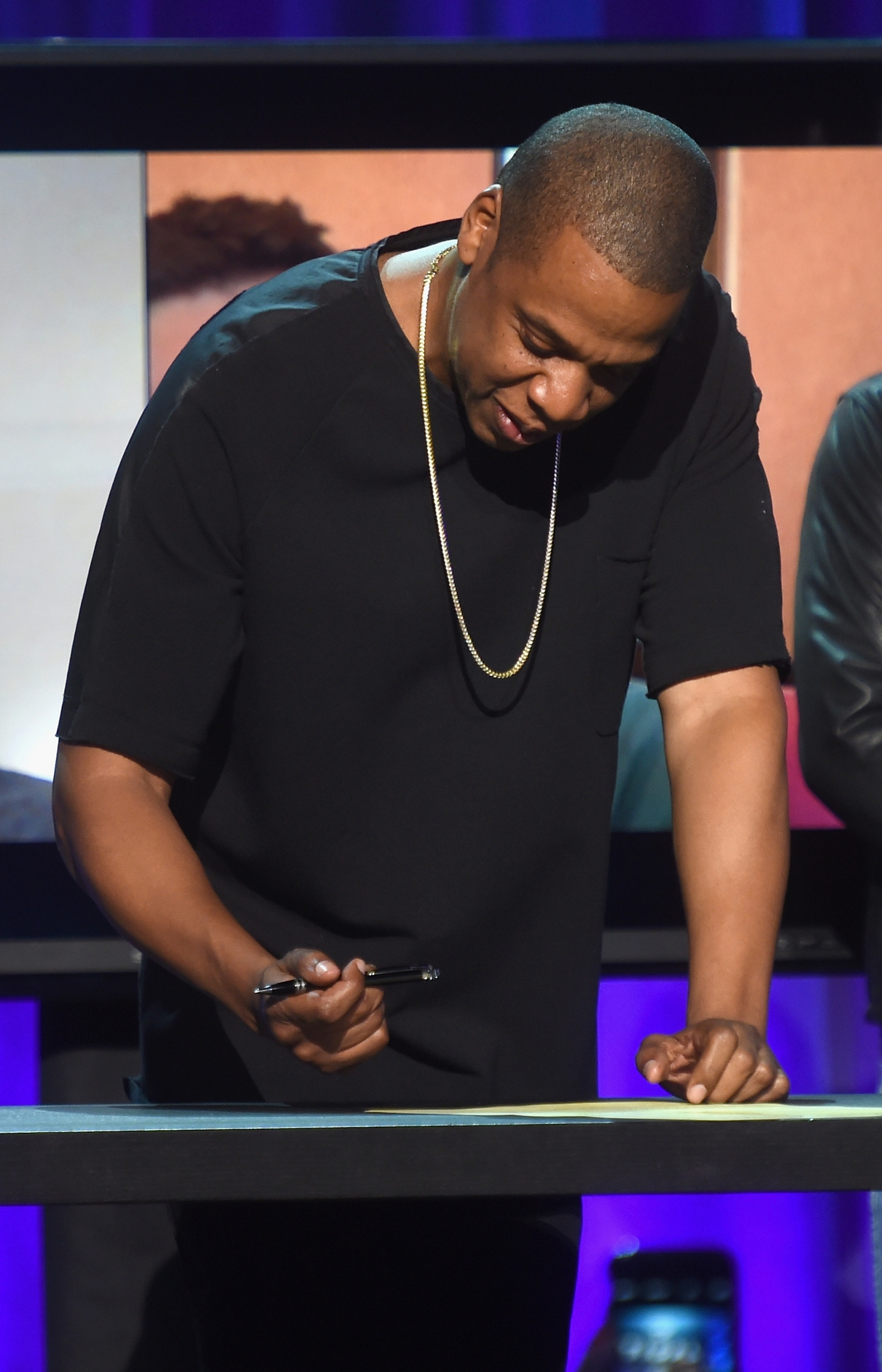 Jay Z launches Tidal