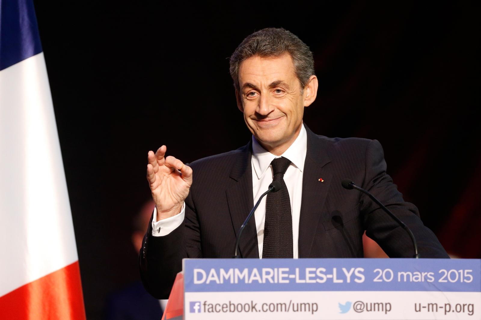 Nicolas Sarkozy's UMP party