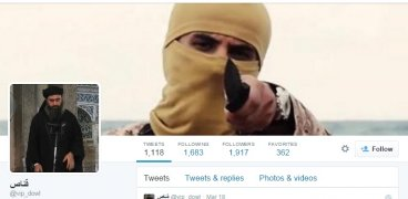 twitter isis anonymous #tangodown