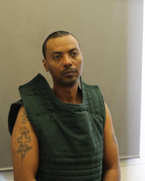 Armed Inmate Wossen Assaye