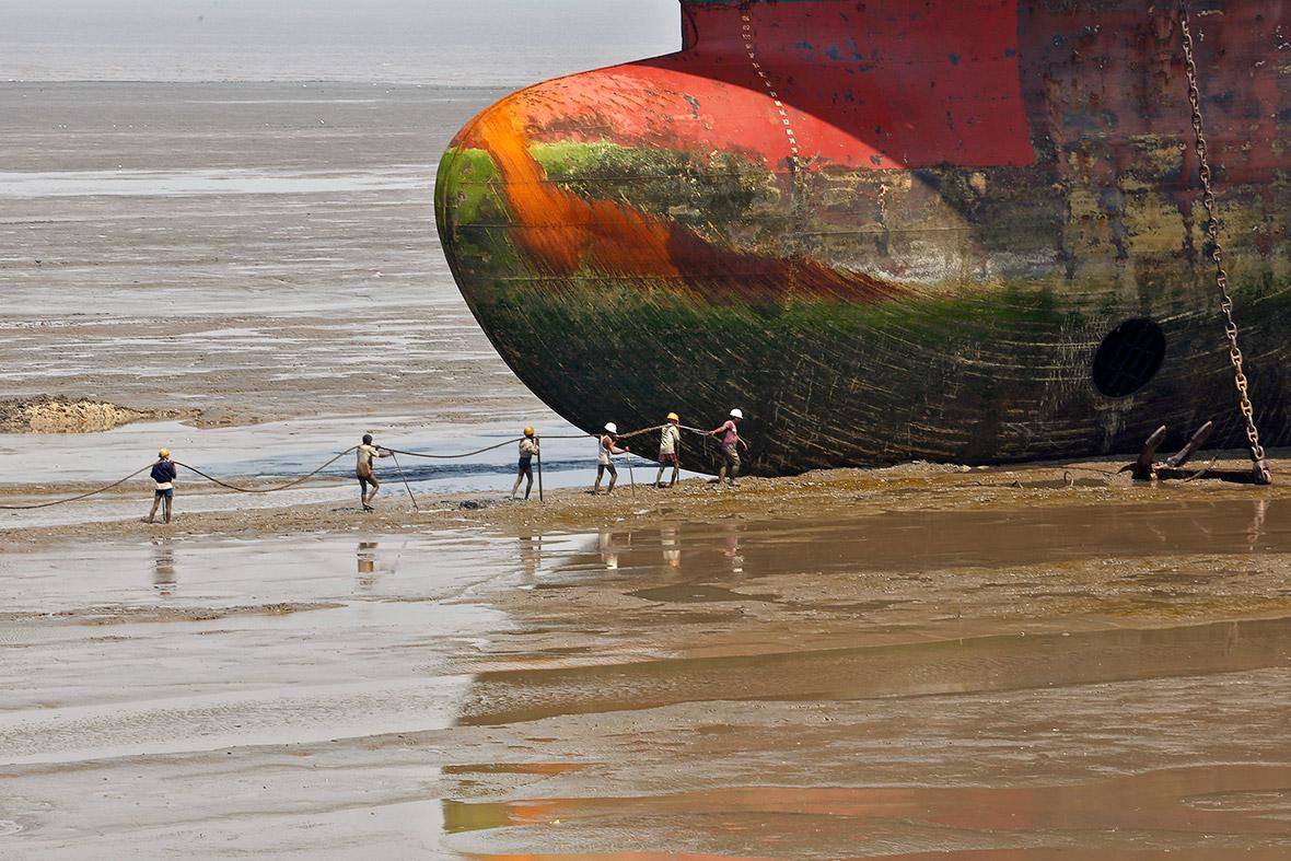 shipbreaking india