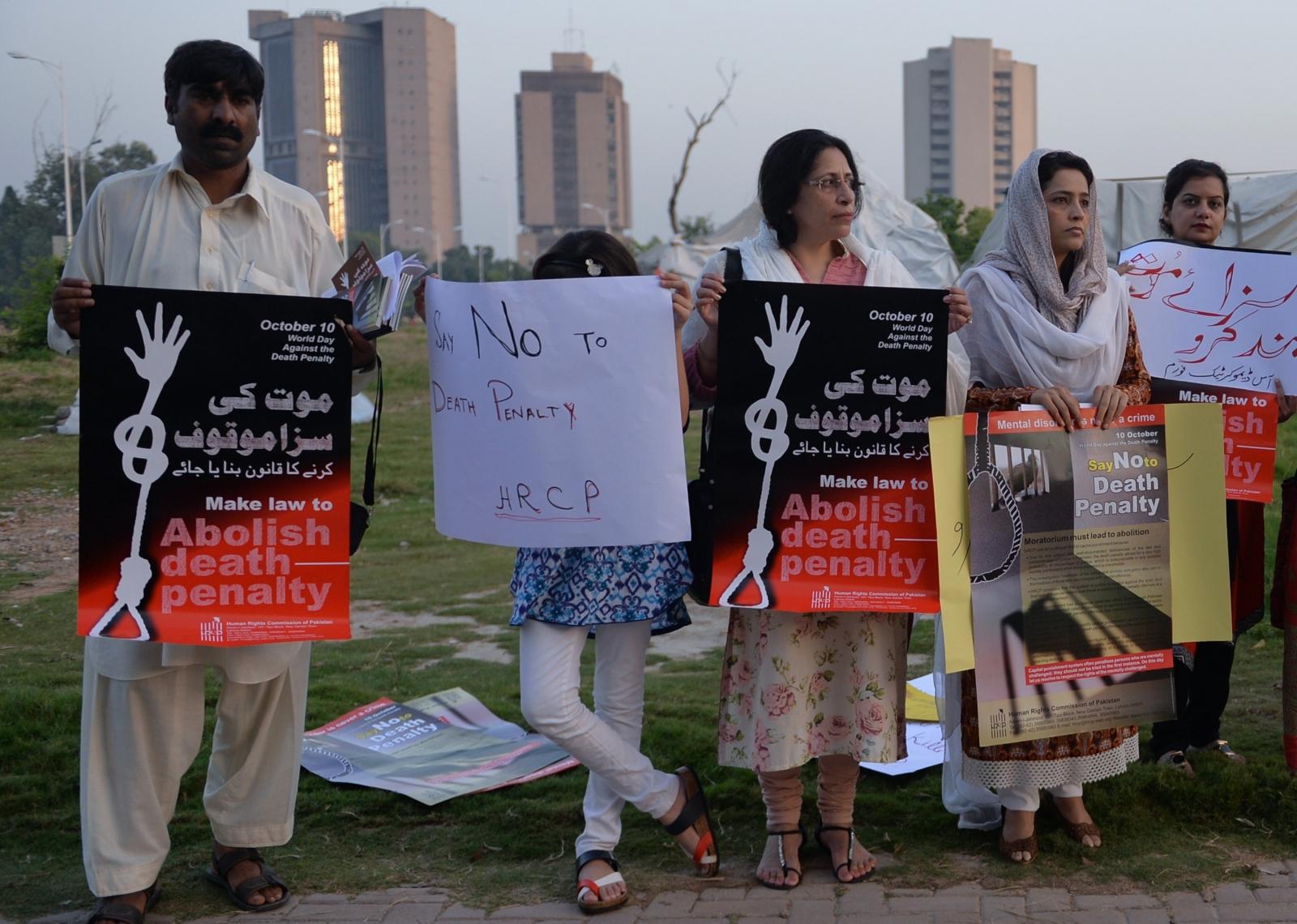 Death Penalty Pakistan
