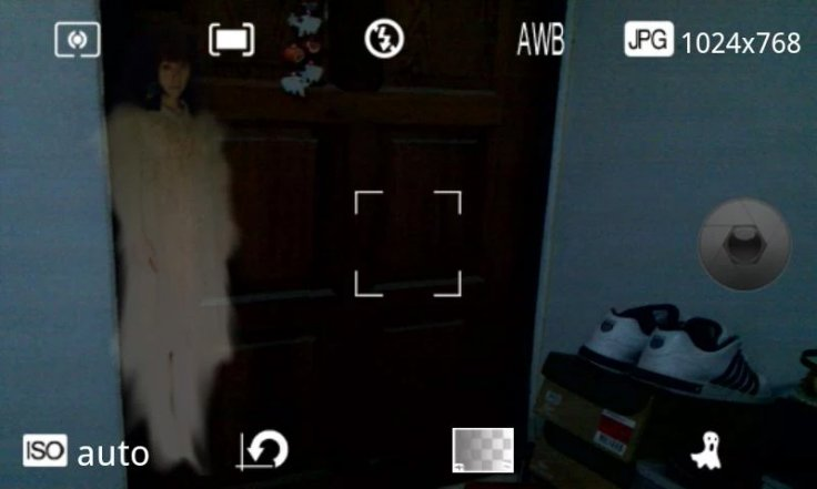 GhostCam: Spirit Photography app