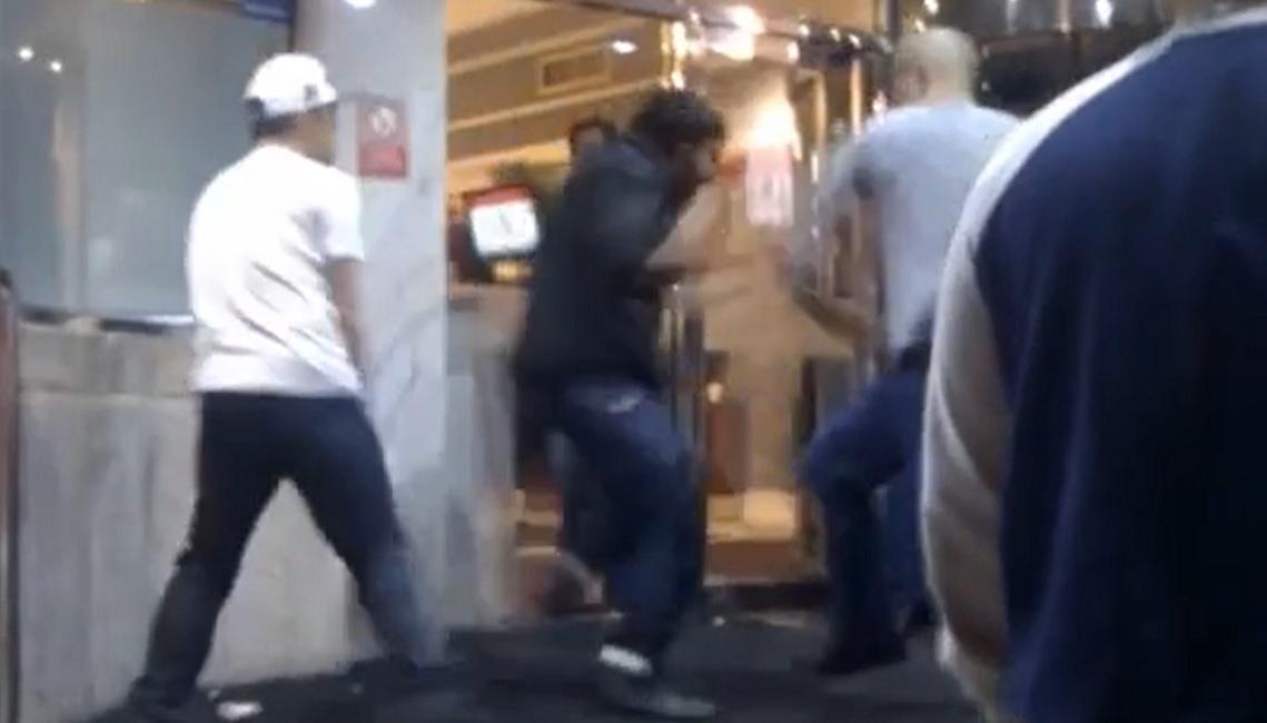Birmingham Sikh assault video Muslims 2
