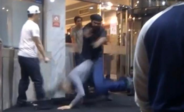 Birmingham Sikh assault video Muslims 3