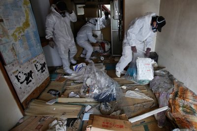 Japan lonely death clean-up crews