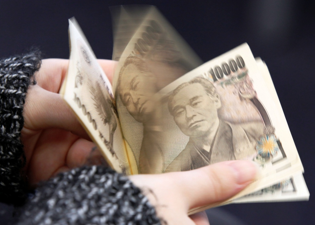 The Japanese are hoarding $300bn