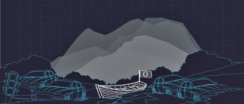 Uber launches UberBoat in Thailand