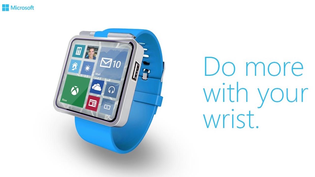 Microsoft Surface Watch April Fools
