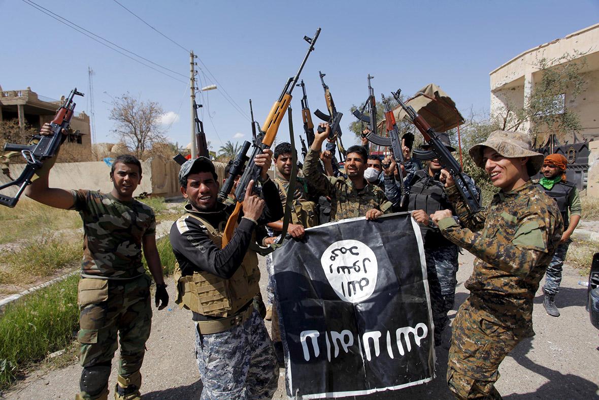 Tikrit Isis