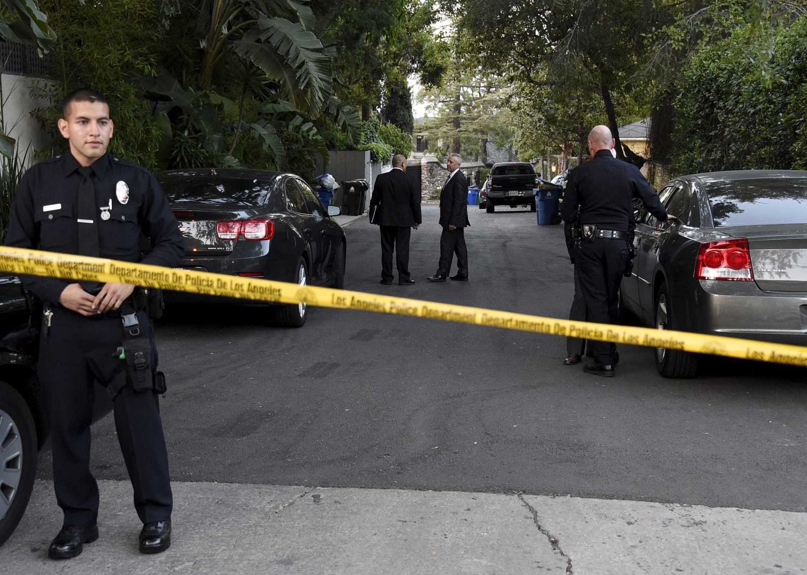 Andrew Getty death