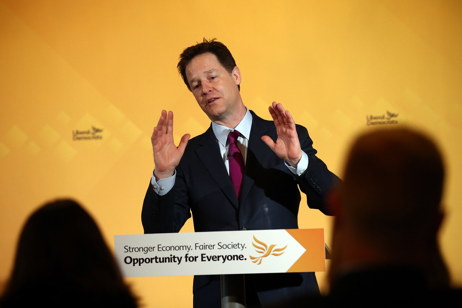 Nick Clegg Sheffield Halam