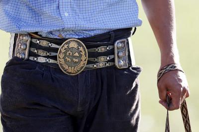 Criolla gaucho rodeo Montevideo Uruguay