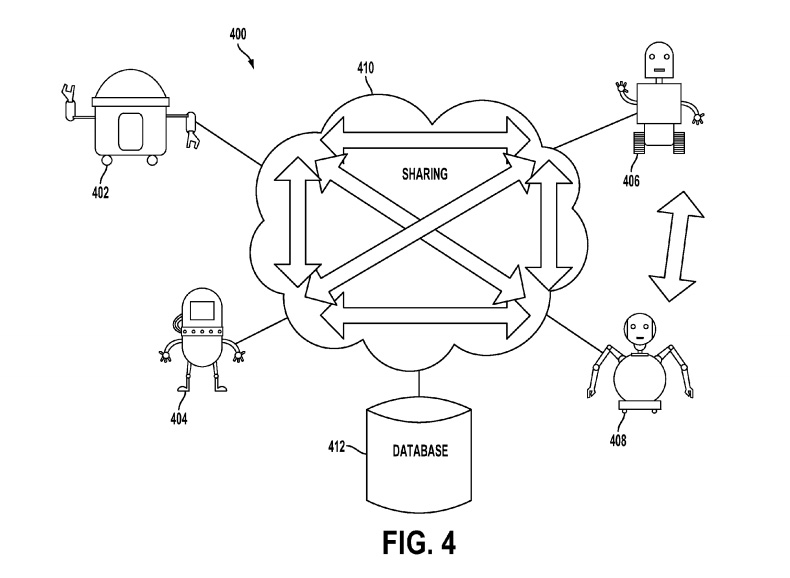 Google's system allows robots to share personalities