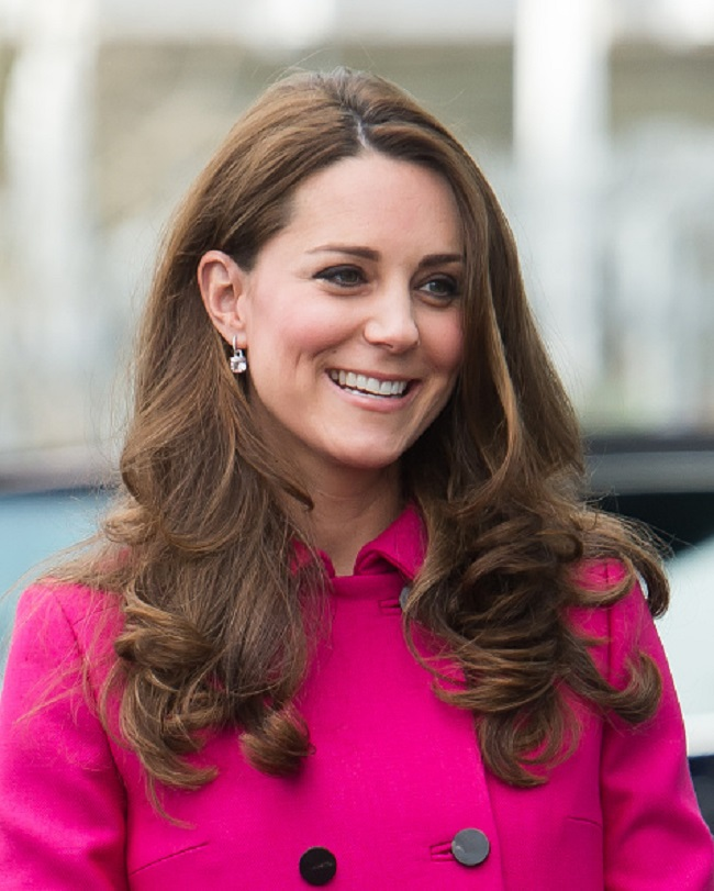 Kate Middleton Pregnant Magazine Claims Duchess Is In