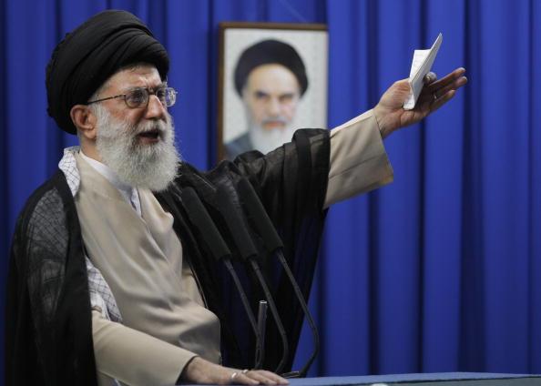 Ayatollah Ali Khamenei Supreme Leader Tehran