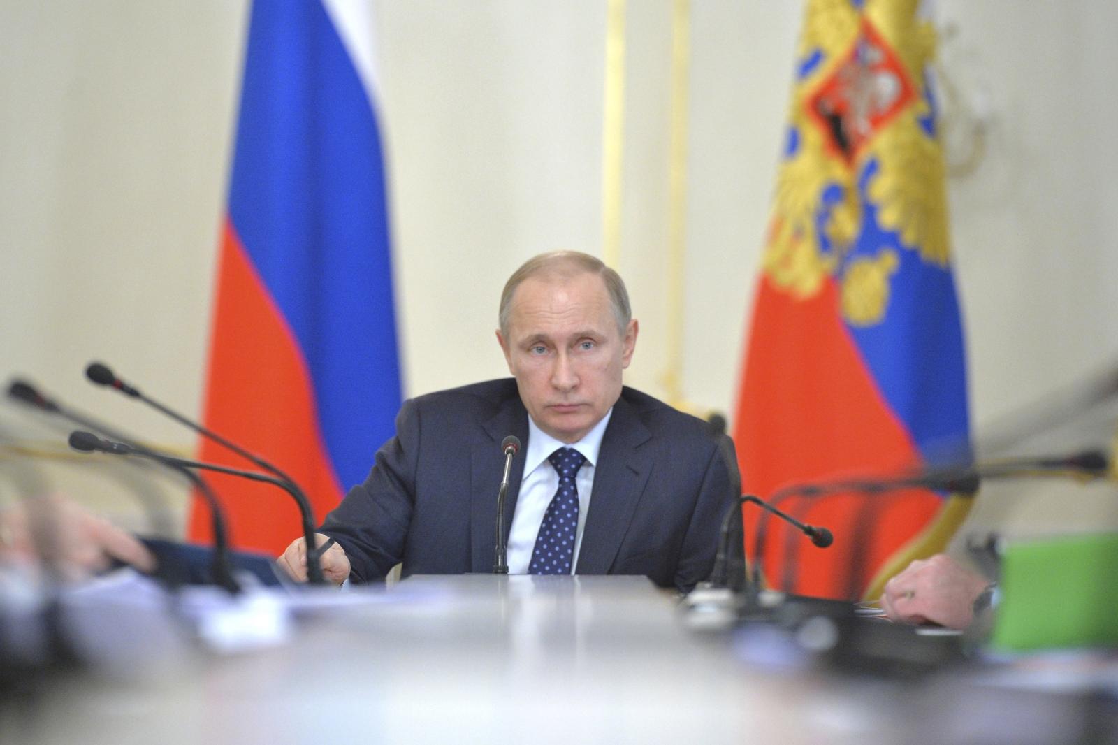 Vladimir Putin Nuclear