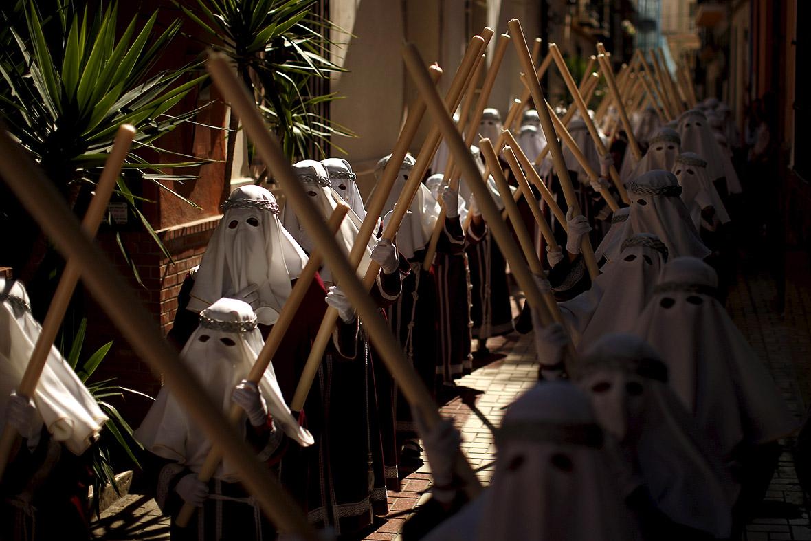 Holy Week Spain