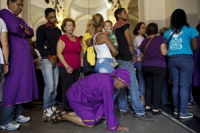 holy week venezuela