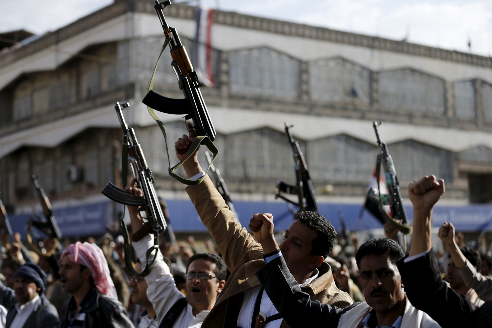 Yemen Houthi Al-Qaida