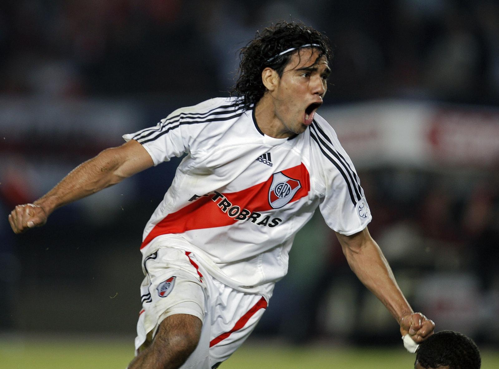Falcao River Plate