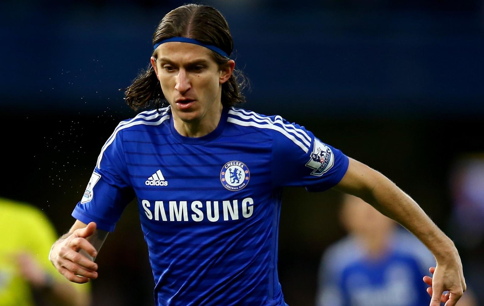 Filipe Luis doesn't regret move to Chelsea despite early ... Filipe Luís