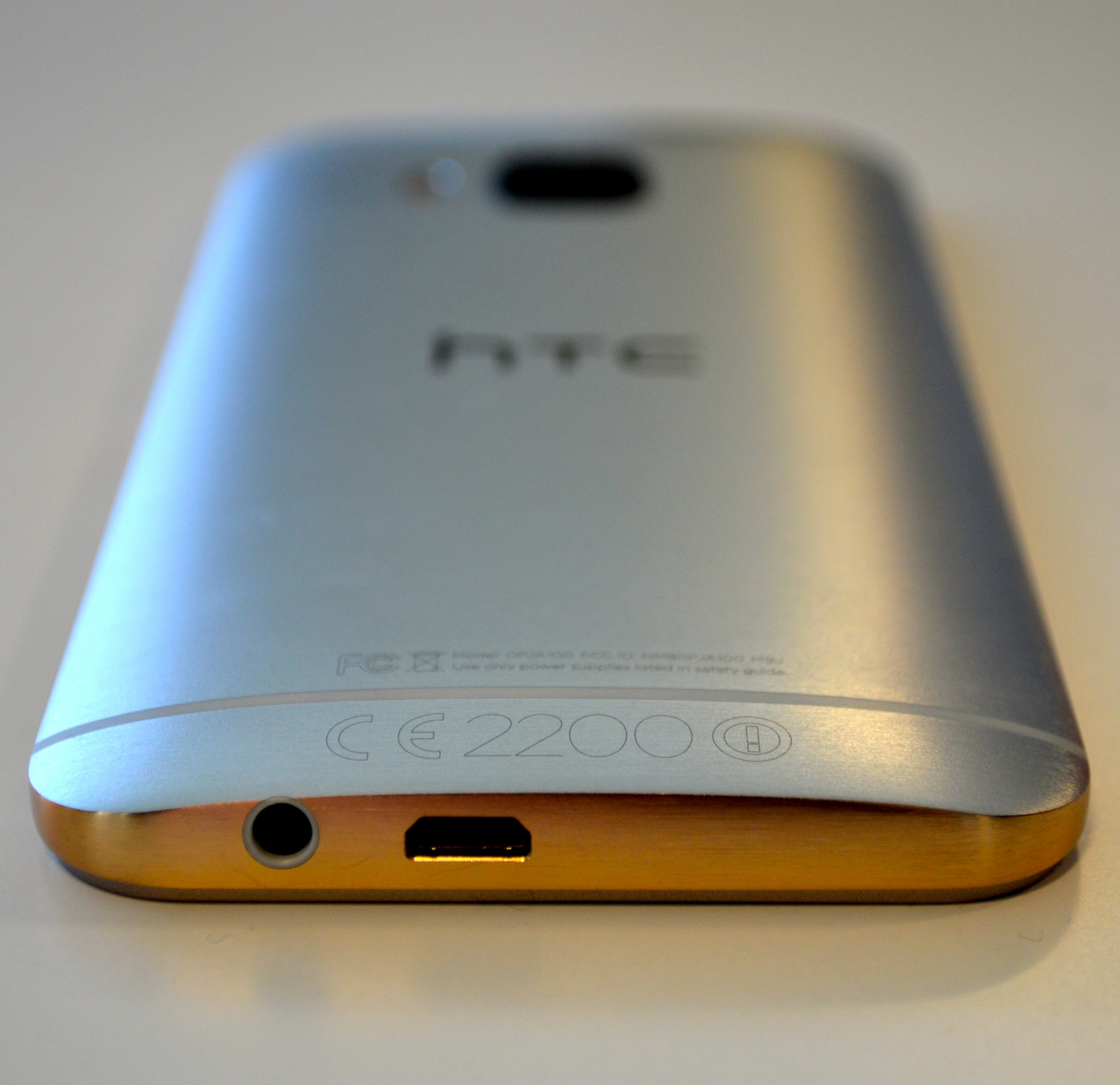 HTC One M9 shot