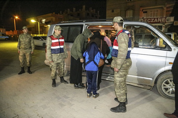 Rochdale family arrested in Turkey