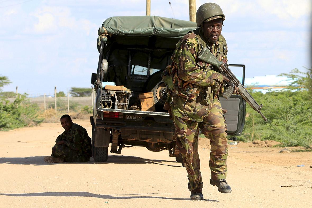 Garissa Kenya al-Shabaab