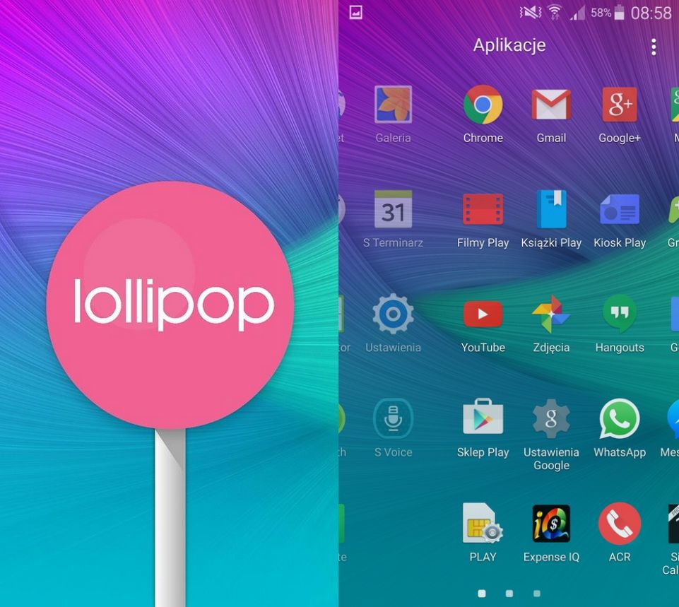 Android 5.0.1 Lollipo