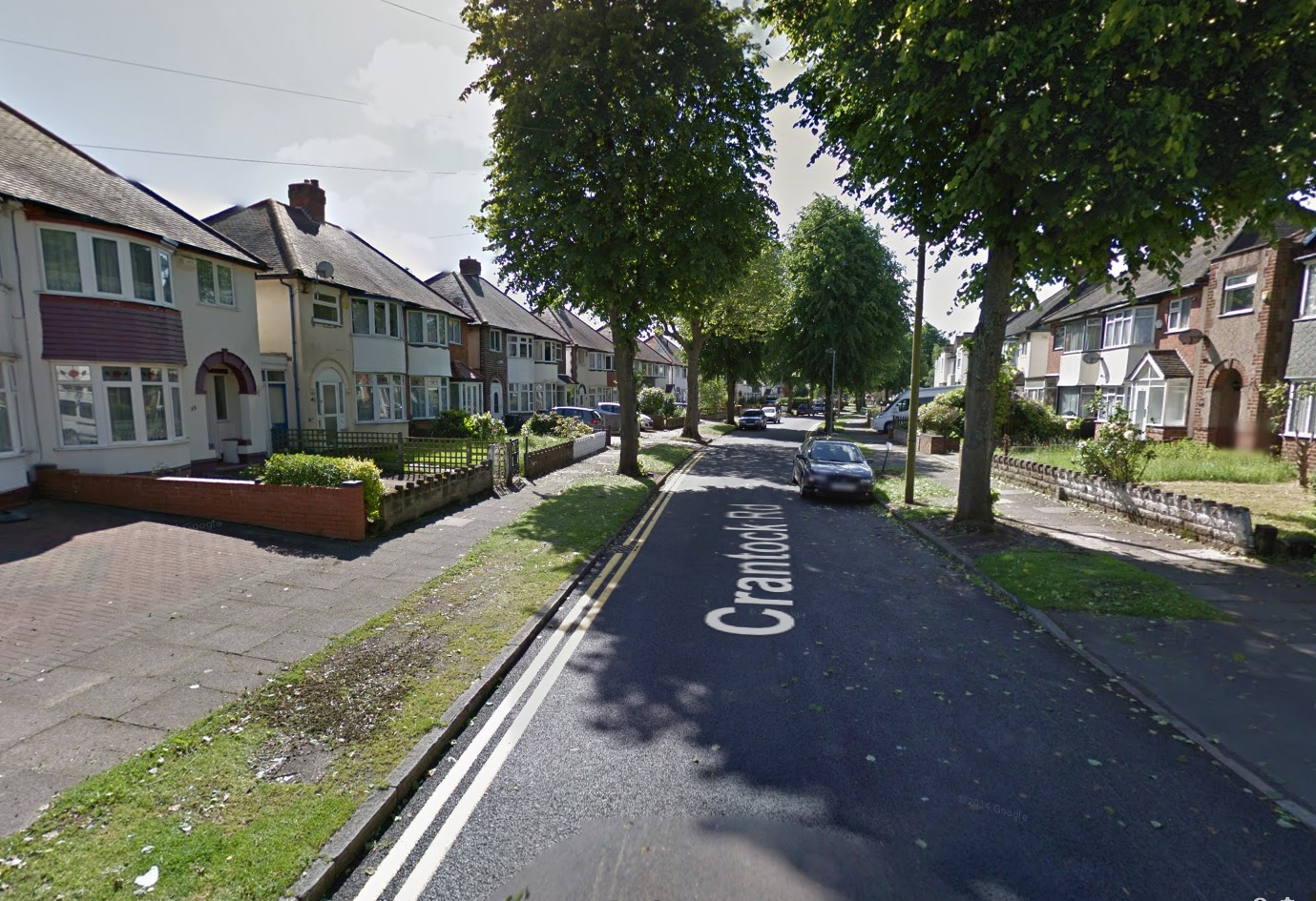 Crantock Road Birmingham