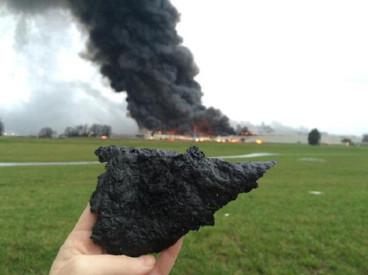 General Electric blaze in Kentucky