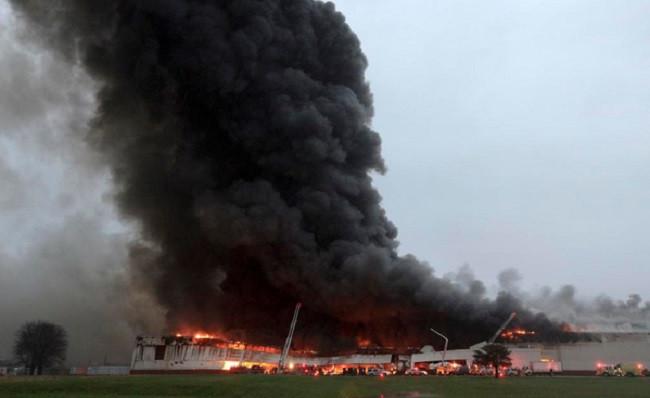 Kentucky Fire