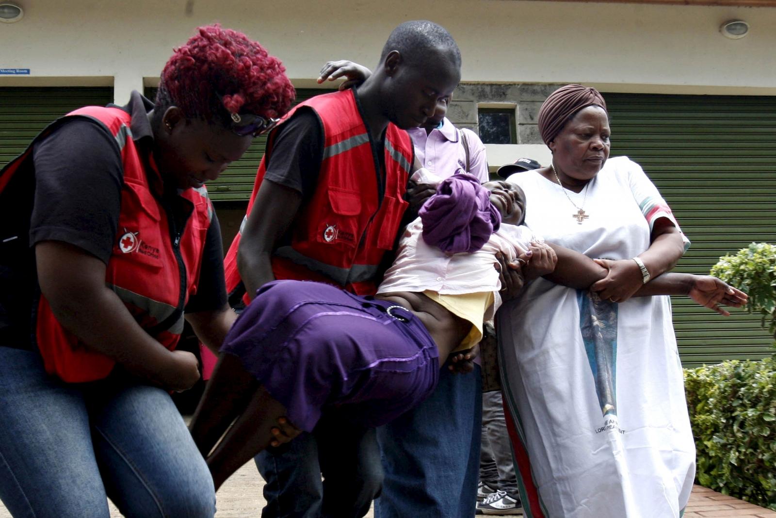 Al Shabaab massacre at university