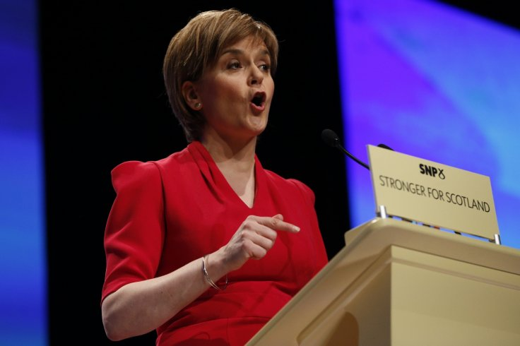 Sturgeon claims dirty tricks