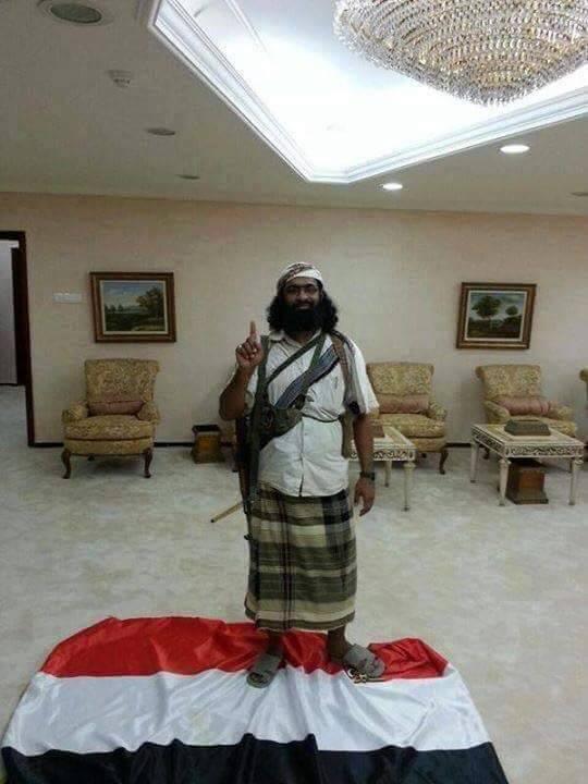 AQAP Khalid Batarfi Yemen Presidential Palace